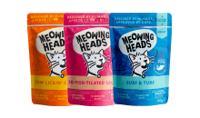 MEOWING HEADS WETFOODS